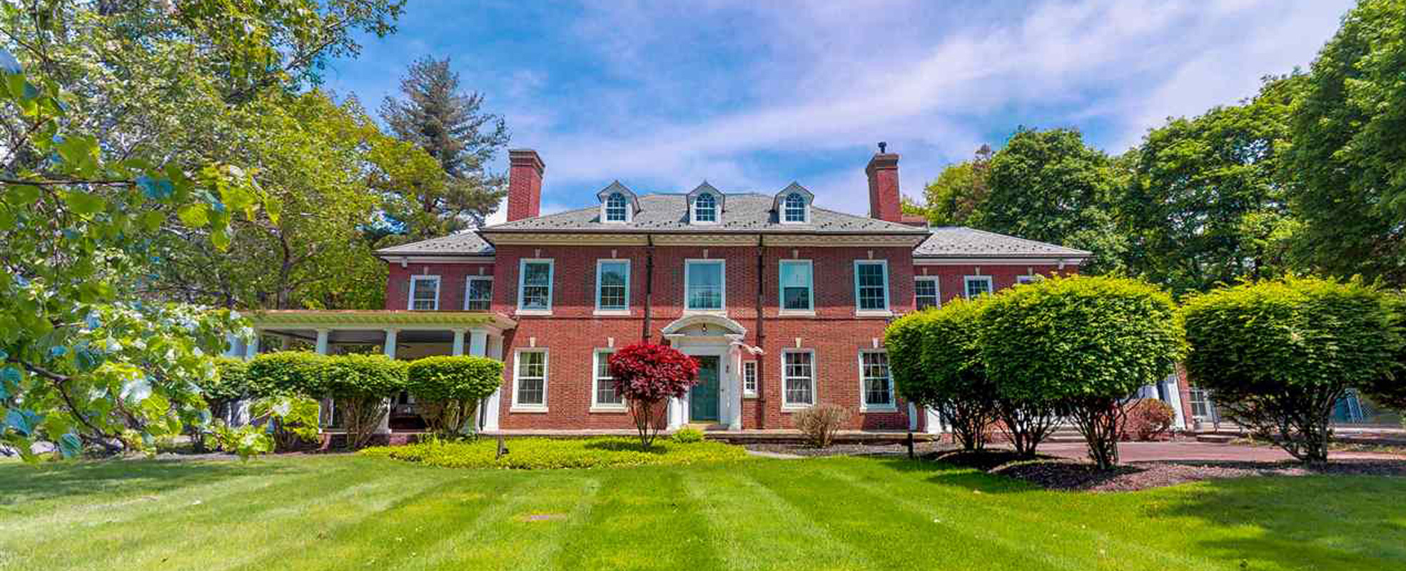 Featured: Historic Mansion For Sale